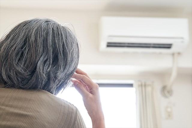 放置はエアコンの不具合の原因